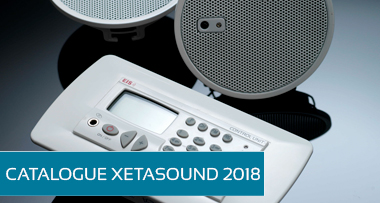 catalogue xetasound